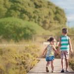 Shooting With Soul 52 Project - Week 8 - Family - Boardwalk Siblings