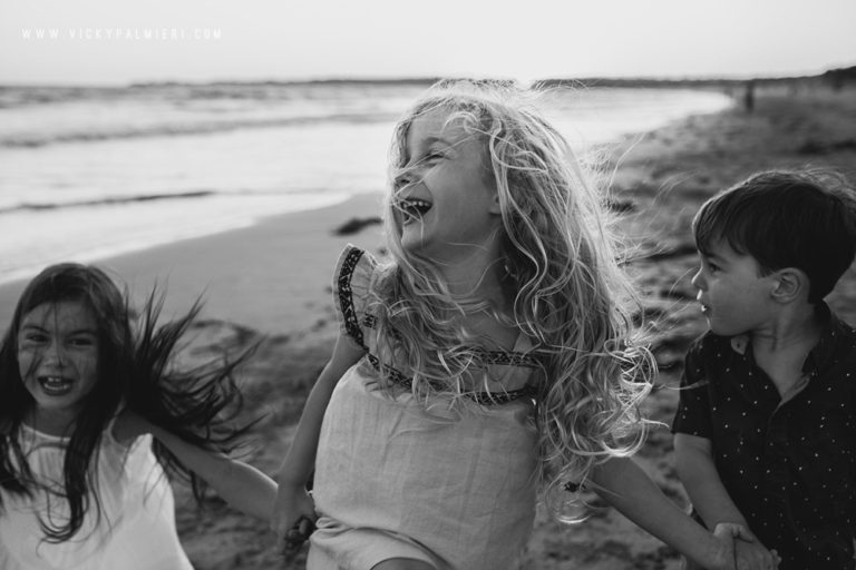Summer Beach Family Photography