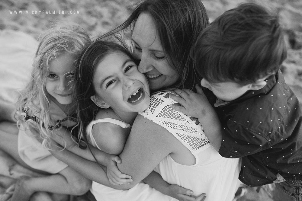 Summer Beach Family Photography