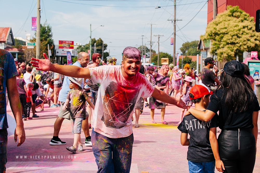 Harmony Day in West Footscray