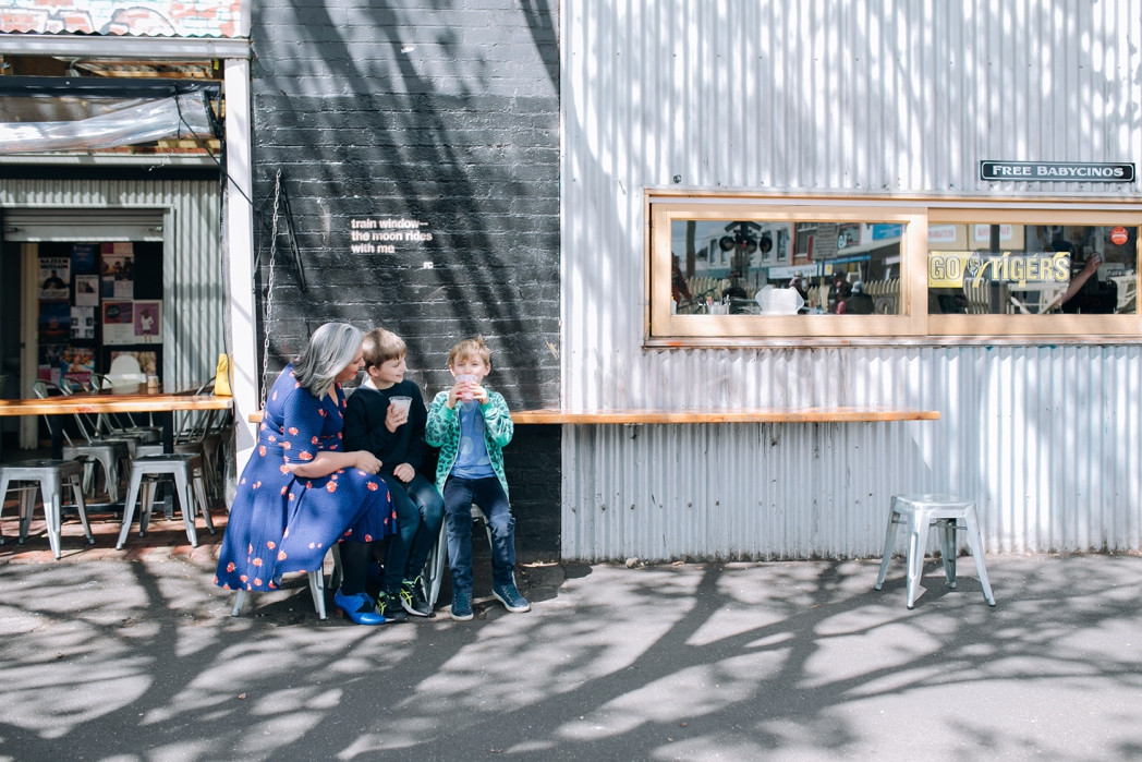 Alfa Cafe Yarraville Lifestyle Family Photography