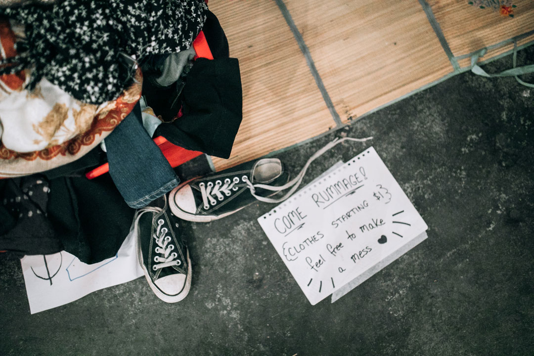 Footscray Finds Market Event Photography